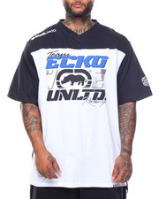Big & Tall - Speedway S/S V-Neck Tee (B&T)
