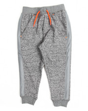 Sweatpants - Marled French Terry Jogger (2T-4T)