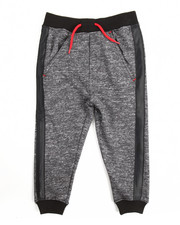 Bottoms - Marled French Terry Jogger (2T-4T)