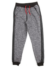 Boys - Marled French Terry Jogger (8-20)