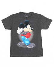T-Shirts - Mickey Music Tee (4-20)