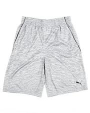 Shorts - Puma Printed Short (8-20)