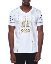 Buyers Picks - S/S Fitted V-Neck Tee