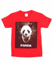 Tops - S/S Panda Tee (8-20)