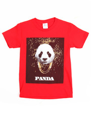 Boys - S/S Panda Tee (8-20)