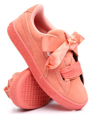 Footwear - Suede Heart PS Sneaker (11-3)