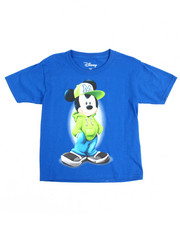 T-Shirts - Mickey Attitude Tee (4-20)