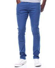 Men - Stretch Twill Motto Pants