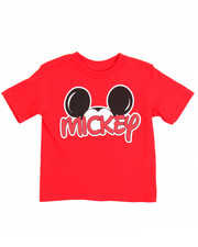 Tops - Mickey Ears Tee (2T-4T)
