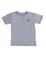 Boys - Marled Short Sleeve Tee (4-7)