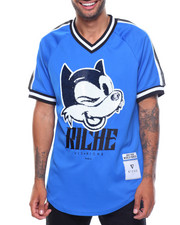 Men - S/S Cartoon Jersey