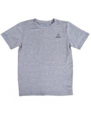 Boys - Marled Short Sleeve Tee (8-20)