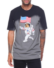 Men - Space Bear Washed Tee