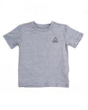 Tops - Marled Short Sleeve Tee (2T-4T)