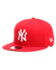 New Era - 9Fifty Yankees Scarlet Flag Snapback