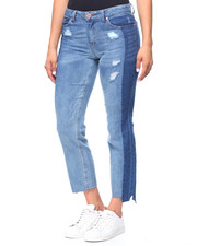 Women - 2-Tone 5 Pocket Jeans