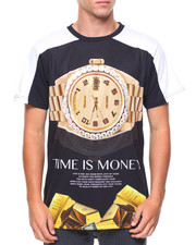 Buyers Picks - S/S Time Is Money Tee