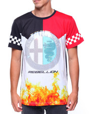 Buyers Picks - S/S Rebellion Flame Tee