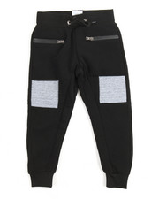 Sweatpants - Moto Rib Joggers (4-7)