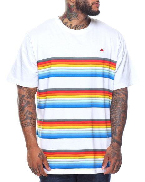 LRG - Astro Stripe Knit Tee (B&T)