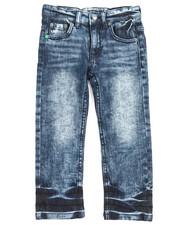 LRG - Vandal Wash Slim Jean (4-7)