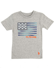 Boys - S/S Crew Neck Graphic Tee (4-7)