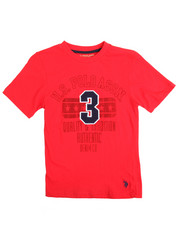 Boys - S/S Crew Neck Graphic Tee (8-20)