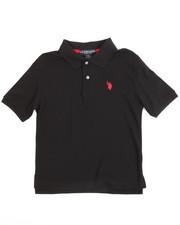 Short-Sleeve - S/S Pique Polo (8-20)