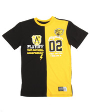 T-Shirts - Playmaker Tee (8-20)