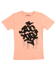 Boys - S/S Fat N Juicy Tee (8-20)