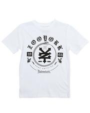 Boys - S/S Nue Cult Tee (8-20)