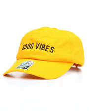 Men - Good Vibes Dad Cap