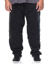 Buyers Picks - Biker Fleece Long Joggers (B&T)