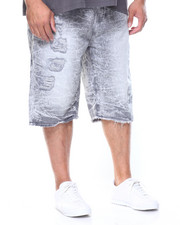 Men - Ripped Shorts (B&T)