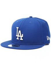 Snapback - 9Fifty Los Angeles Dodgers Metal Badge Snapback
