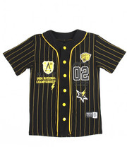 Boys - Playmaker Baseball Jersey (8-20)