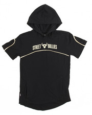 Arcade Styles - Street Bullies Athletic Hoodie (8-20)