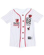 Button-downs - Playmaker Baseball Jersey (4-7)