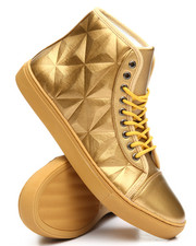 Footwear - High Diamond Metallic Sneaker