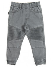 DKNY Jeans - Noho Moto Jogger (2T-4T)