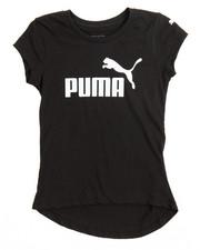 Puma - Short Sleeve Tee (7-16)