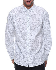 Buyers Picks - L/S Floral Woven