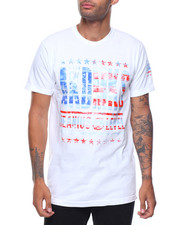 T-Shirts - S/S Graphic Tee Flag Inside