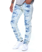 Buyers Picks - Rips Tie Dye Jeans