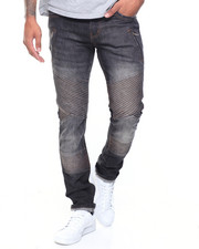 Men - Motto Pocket Zip Jean