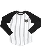 Boys - L/S Bronx Tee (8-20)