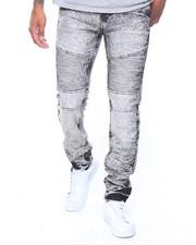 Jeans - Biker Moto Jeans