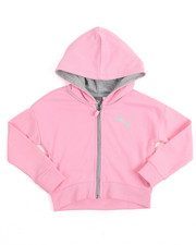 Sizes 2T-4T - Toddler - L/S Zip Hoodie (2T-4T)