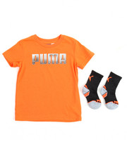 Tops - S/S Tee & Socks (4-7)
