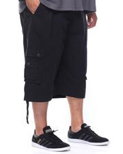 Men - Twill Cargo Shorts (B&T)